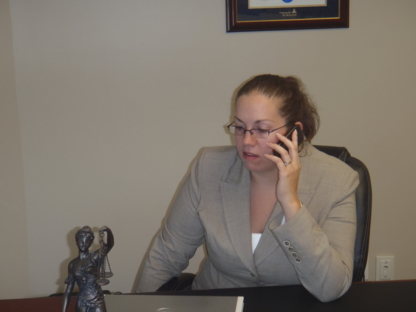 Valérie La Madeleine - Traffic Lawyers - 514-886-7607