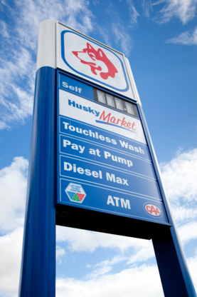 Husky - Gas Stations - 519-737-6401