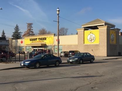 Giant Tiger - Grands magasins