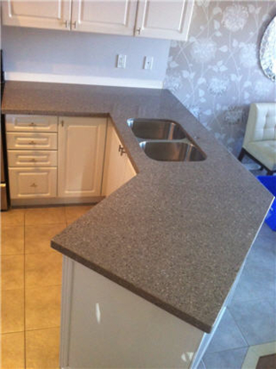 Quartz Countertops - Home Improvements & Renovations - 416-347-3796