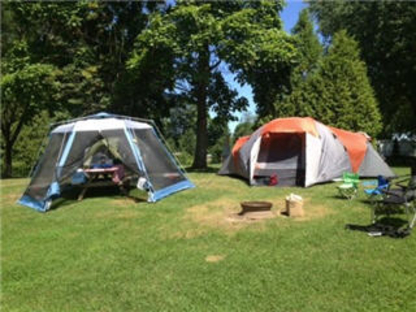 Long Point Region Conservation Authority - Terrains de camping - 519-842-4242