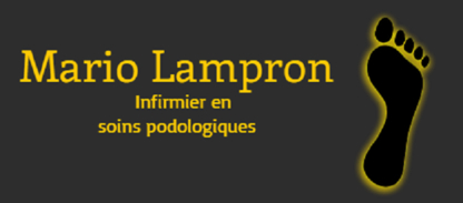Mario Lampron Infirmier en Soins Podologiques - Foot Care - 418-998-7776