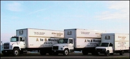 A To B Moving - Moving Services & Storage Facilities