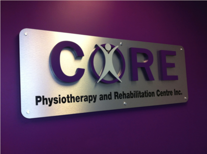 Core Physiotherapy & Rehabilitation - Registered Massage Therapists - 902-252-2600