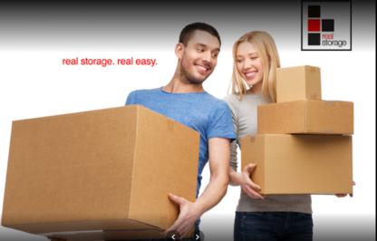 Real Storage - Mini entreposage