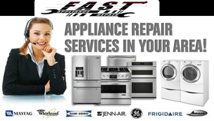 Fast Appliance Repair Ltd - Major Appliance Stores - 587-891-7771