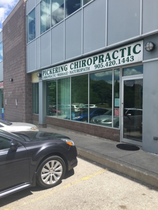 Pickering Chiropractic Health Centre - Chiropractors DC - 905-420-1443