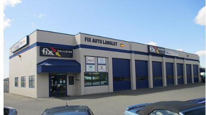Fix Auto - Réparation de carrosserie et peinture automobile - 604-539-2828