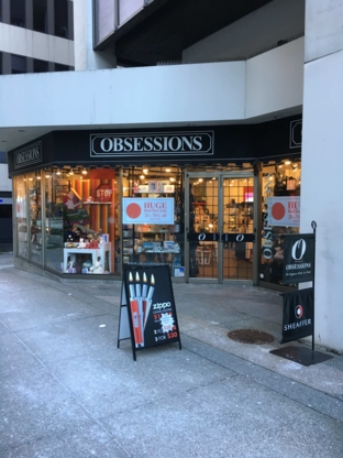 Obsessions - Gift Shops