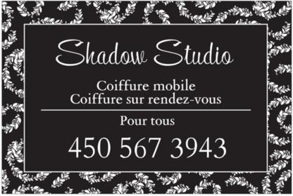 Shadow Studio de Beauté - Hairdressers & Beauty Salons - 450-567-3943