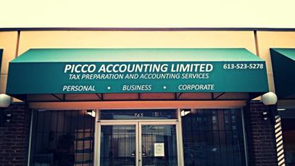 View Picco Accounting Ltd's Ottawa profile