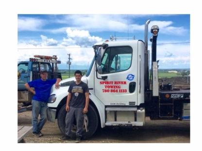 Spirit River Towing & Locks - Remorquage de véhicules