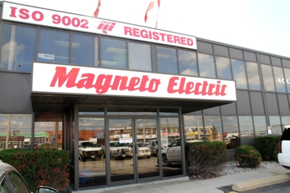 Magneto Electric Service Co Ltd - Electric Motor Sales & Service
