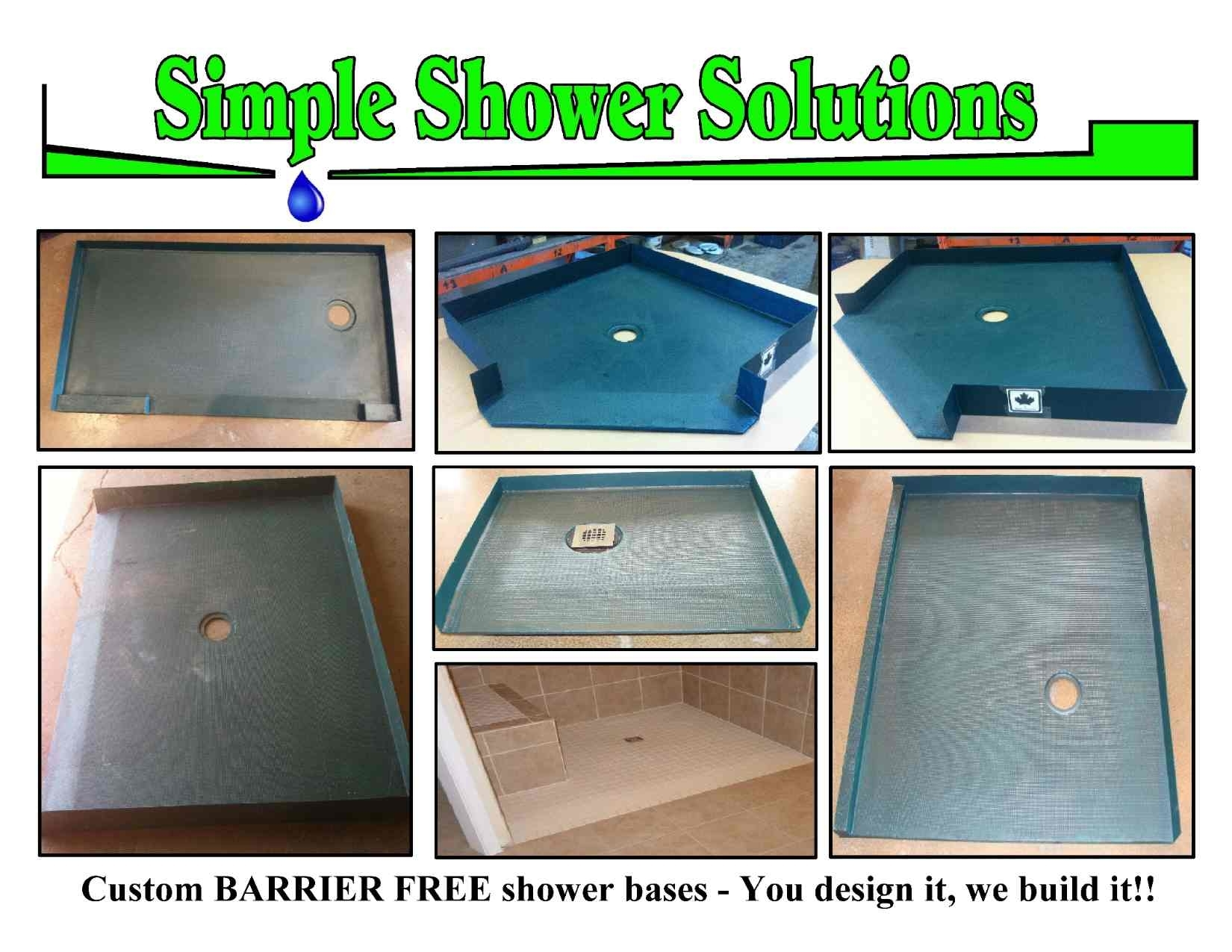 Simple Shower Solutions - Opening Hours - 7825 Coronet Rd NW ...