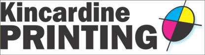 Kincardine Commercial Printing - Estampes de caoutchouc et de plastique - 519-396-3811