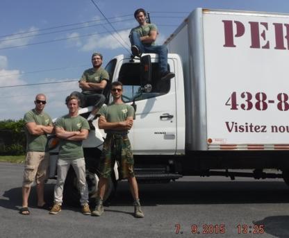 Les Déménagements Perrier - Moving Services & Storage Facilities - 438-824-5111