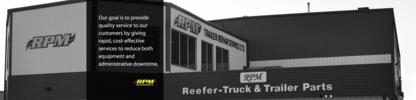 R P M Trailer Repair Services Ltd - Entretien et réparation de remorques