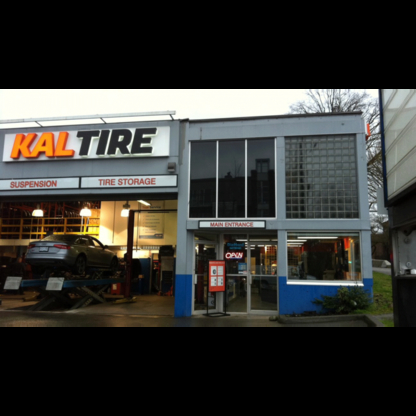 Kal Tire - Auto Repair Garages