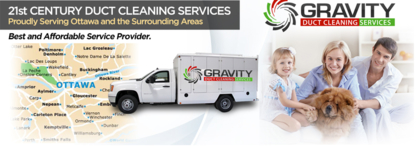 Gravity Duct Cleaning - 613-863-5271