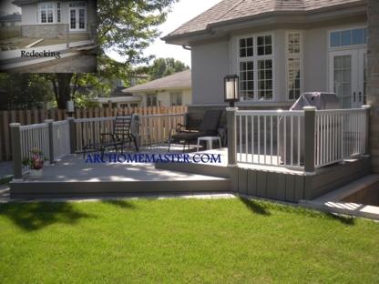 Arc Home - Rénovations - 416-529-4465