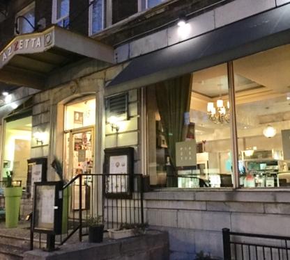 Piazzetta Bernard - Restaurants italiens - 514-278-6465