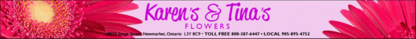 Karen's & Tina's Flowers - Florists & Flower Shops - 905-895-4752