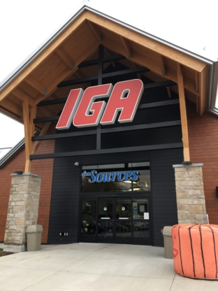 IGA - Grocery Stores - 418-822-0123