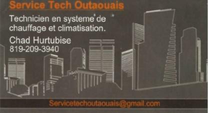 Service Tech Outaouais - Entrepreneurs en climatisation
