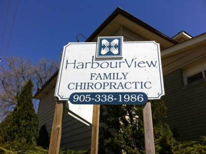 Harbourview Family Chiropractic - Chiropraticiens DC - 905-338-1986