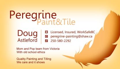 Peregrine Paint & Tile - Ceramic Tile Installers & Contractors