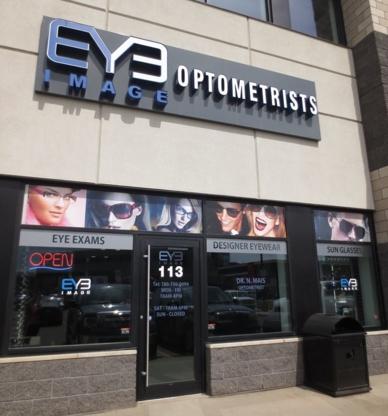 Eye Image - Optométristes - 780-750-0094