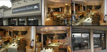International Gems Inc - Jewellers & Jewellery Stores