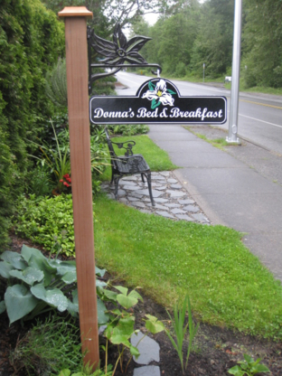 Donna's Bed & Breakfast - Bed & Breakfasts - 778-554-5119