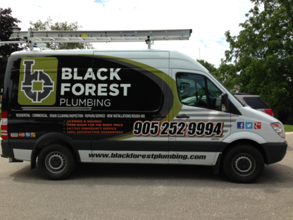 View Black Forest Plumbing Inc's Newmarket profile