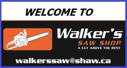 Walker's Saw Shop - Saws - 250-753-8309