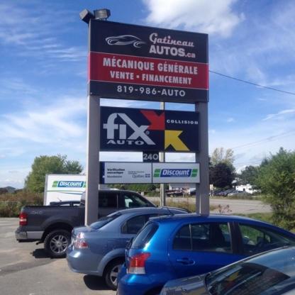 Gatineau Auto - Garages de réparation d'auto - 819-986-2886