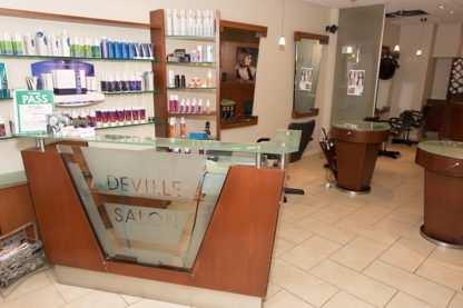 Deville Salon - Hairdressers & Beauty Salons - 416-789-5381