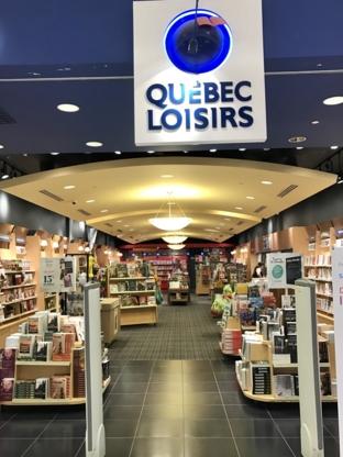Québec Loisirs - Book Stores - 450-461-2669