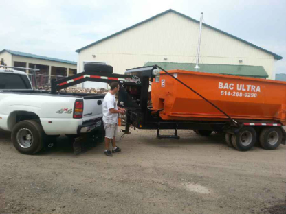Bac Ultra - Bacs et conteneurs de déchets