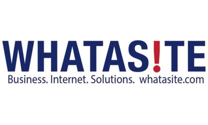 WHATASITE.COM - Développement et conception de sites Web - 902-497-6599