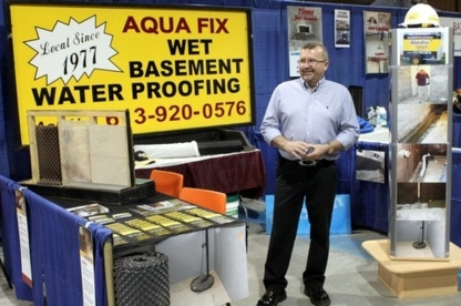 Aquafix Basement Waterproofing Solutions Inc - Waterproofing Contractors - 613-475-9280