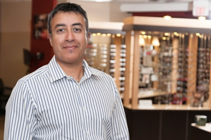 Dr. Riaz Ahmed - Optometrists