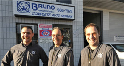 Bruno Automotive Inc - Car Repair & Service - 604-986-7975