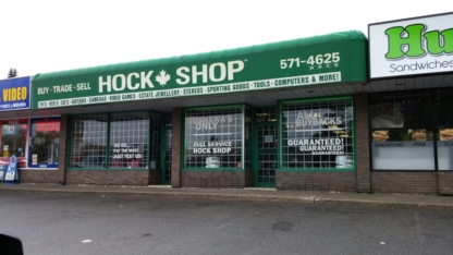 Hock Shop - Second-Hand Stores - 905-571-4625