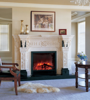 Dynasty Fireplaces - Fireplaces
