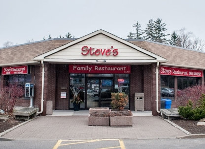 View Steve's Restaurant - Thornhill's King City profile