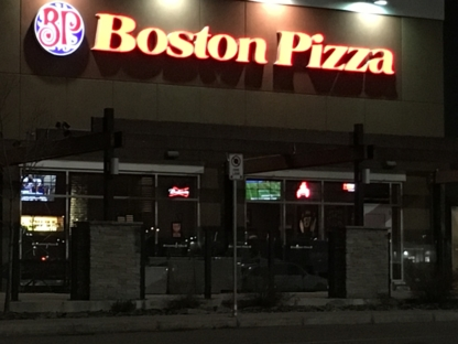 Boston Pizza - Pizza et pizzérias