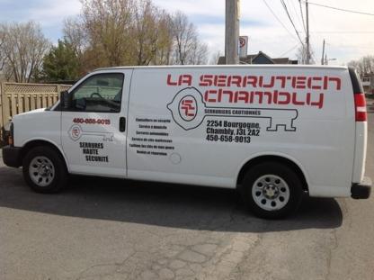 La Serrutech Chambly - Water Heater Manufacturers & Wholesalers - 450-658-9013
