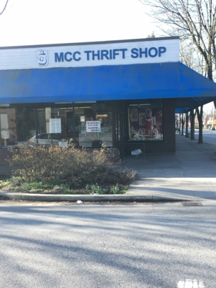 View MCC Vancouver Thrift Shop's Delta profile