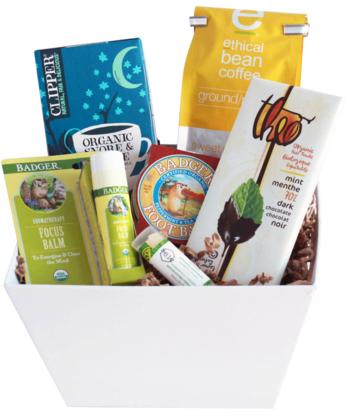 Inka Organics - Gift Baskets - 1-888-878-4652